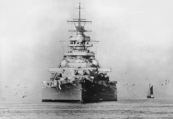 Kế hoạch đóng siêu hạm đội thống trị biển cả của Hitler - ảnh 1