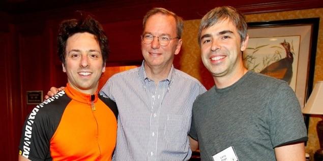 Cuộc sống đáng ngưỡng mộ của đồng sáng lập Google - ảnh 7