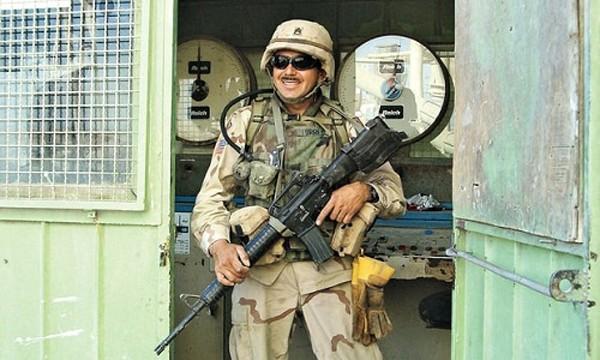 Hành trình đào thoát của hai lính Mỹ khỏi vòng vây phiến quân Iraq - ảnh 1