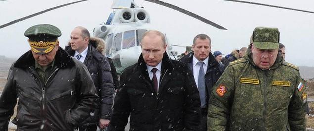 Nga có thể khôi phục vị thế trên toàn khu vực Á - Âu - ảnh 1