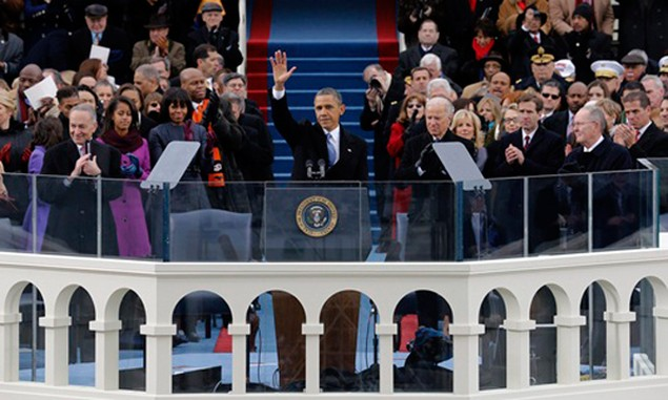 Những truyền thống trong ngày tổng thống Mỹ nhậm chức - ảnh 2