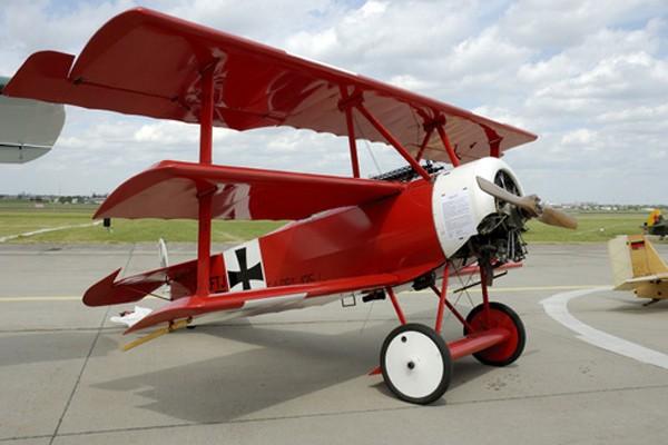 Phi công 'Nam tước đỏ' bắn hạ nhiều máy bay nhất thế giới - ảnh 3