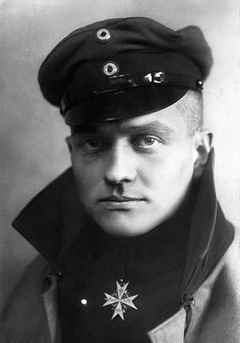 Phi công 'Nam tước đỏ' bắn hạ nhiều máy bay nhất thế giới - ảnh 1