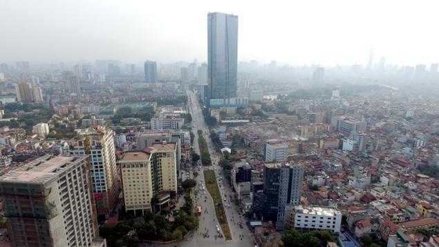 Quy hoạch Hà Nội nhìn từ trên cao - ảnh 2