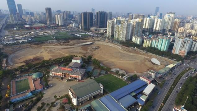 Quy hoạch Hà Nội nhìn từ trên cao - ảnh 7