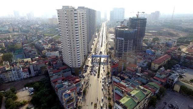 Quy hoạch Hà Nội nhìn từ trên cao - ảnh 8