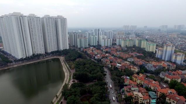 Quy hoạch Hà Nội nhìn từ trên cao - ảnh 10