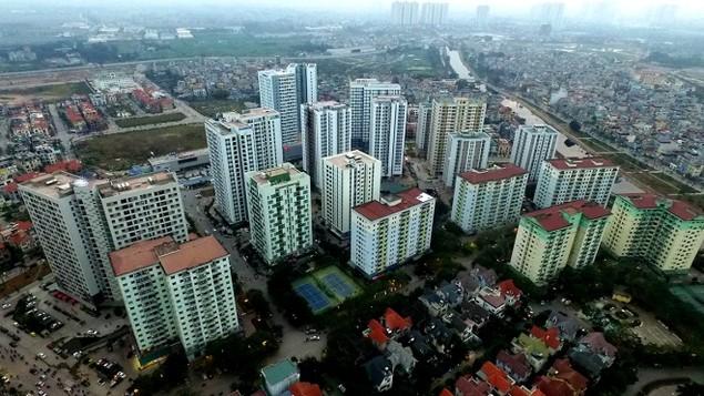 Quy hoạch Hà Nội nhìn từ trên cao - ảnh 11