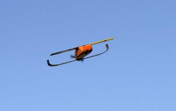 Đàn UAV siêu nhỏ tự lập đội hình sau khi rời tiêm kích Mỹ - ảnh 1