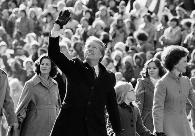 Bàn tiệc lễ nhậm chức qua các đời tổng thống Mỹ - ảnh 6