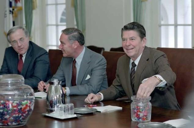 Bàn tiệc lễ nhậm chức qua các đời tổng thống Mỹ - ảnh 7
