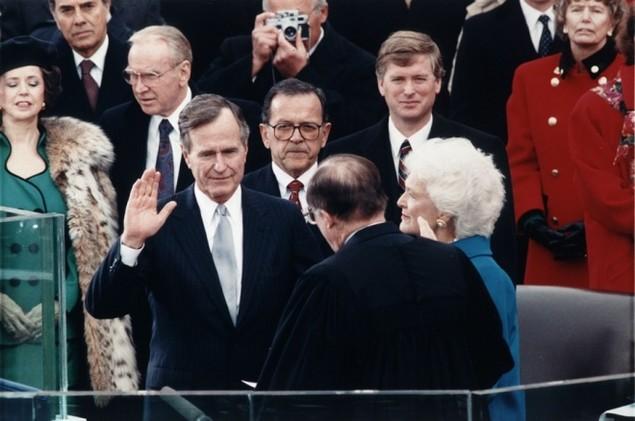 Bàn tiệc lễ nhậm chức qua các đời tổng thống Mỹ - ảnh 8