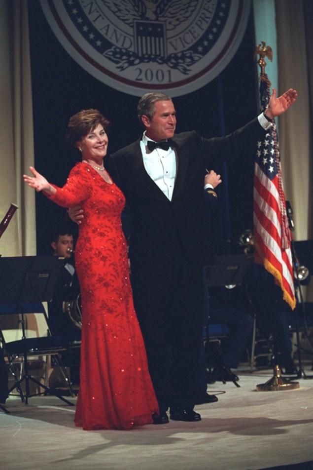 Bàn tiệc lễ nhậm chức qua các đời tổng thống Mỹ - ảnh 10