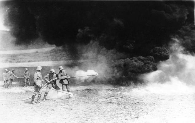 5 loại vũ khí đáng sợ nhất trong Thế chiến I - ảnh 1