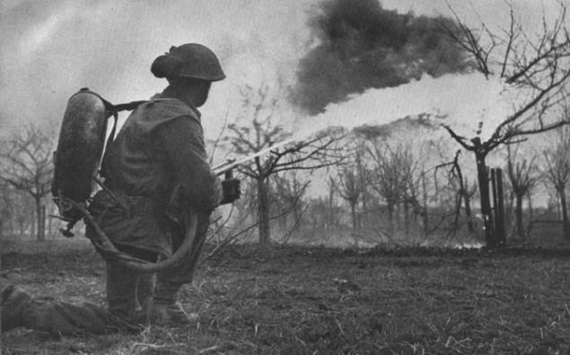 5 loại vũ khí đáng sợ nhất trong Thế chiến I - ảnh 2