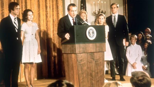 Những diễn văn chia tay đáng nhớ của các tổng thống Mỹ - ảnh 3