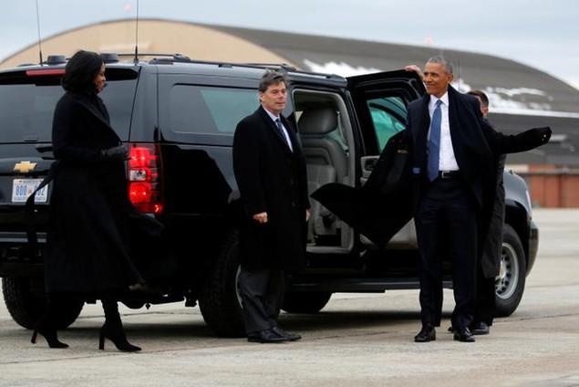 Tổng thống Obama phát biểu từ biệt trước khi rời Nhà Trắng - ảnh 2