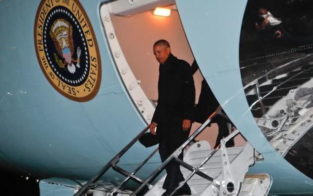 Tổng thống Obama phát biểu từ biệt trước khi rời Nhà Trắng - ảnh 3