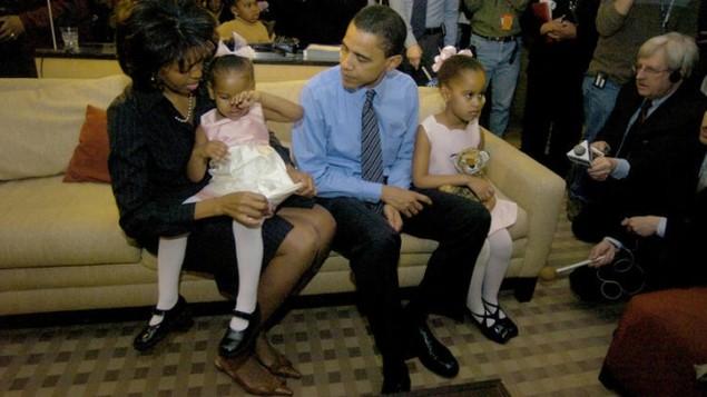 Con đường từ nghị sĩ tới tổng thống Mỹ của Obama - ảnh 2