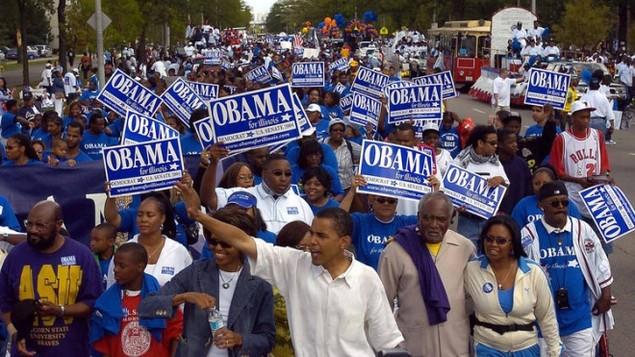 Con đường từ nghị sĩ tới tổng thống Mỹ của Obama - ảnh 3
