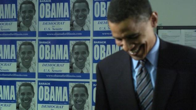Con đường từ nghị sĩ tới tổng thống Mỹ của Obama - ảnh 4