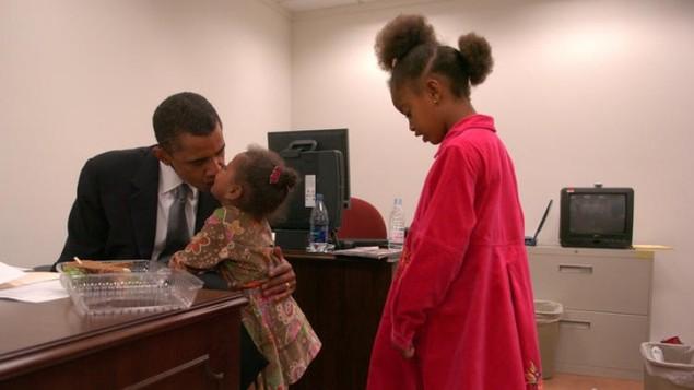 Con đường từ nghị sĩ tới tổng thống Mỹ của Obama - ảnh 6