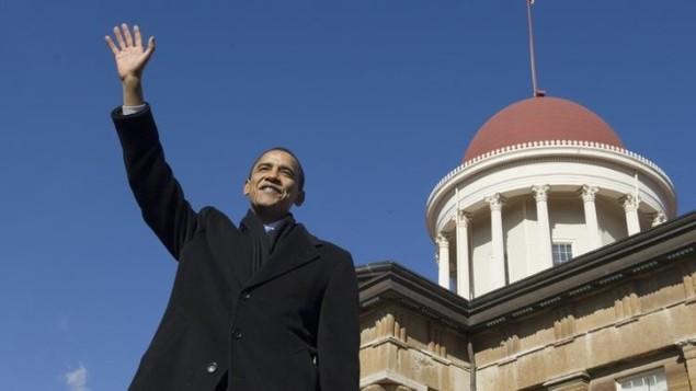 Con đường từ nghị sĩ tới tổng thống Mỹ của Obama - ảnh 8