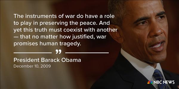 Những phát ngôn ấn tượng của Tổng thống Obama - ảnh 2