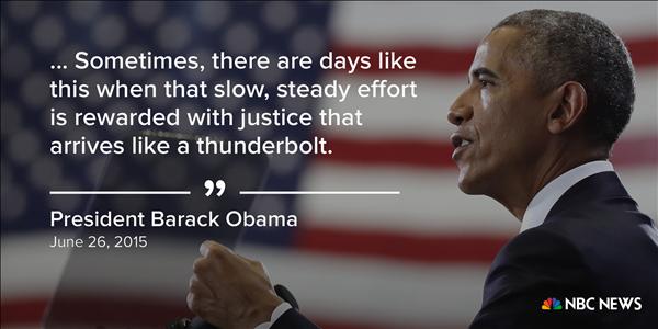 Những phát ngôn ấn tượng của Tổng thống Obama - ảnh 6