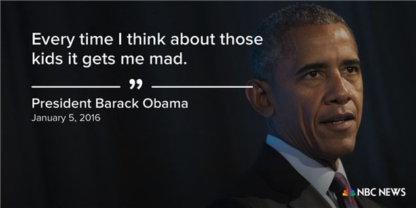 Những phát ngôn ấn tượng của Tổng thống Obama - ảnh 7
