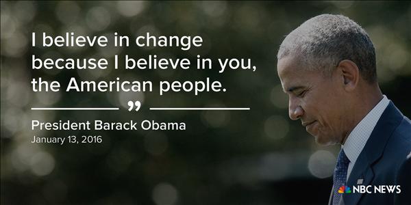 Những phát ngôn ấn tượng của Tổng thống Obama - ảnh 8
