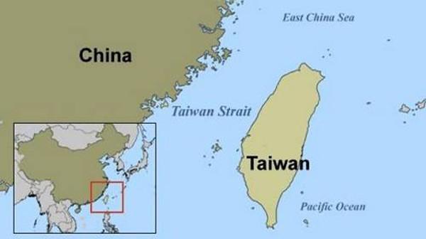 Tàu sân bay Trung Quốc rời eo biển Đài Loan - ảnh 1