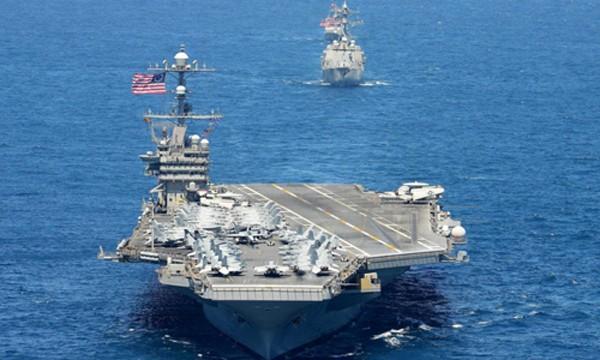 Nguy cơ xung đột khi Mỹ chơi rắn với Trung Quốc ở Biển Đông - ảnh 2