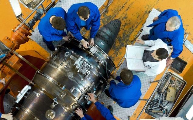 Nhà máy sản xuất trái tim của tiêm kích Su-35 - ảnh 9