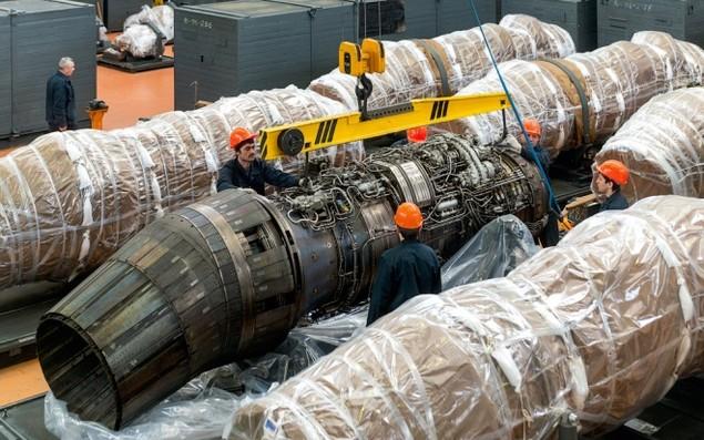 Nhà máy sản xuất trái tim của tiêm kích Su-35 - ảnh 11