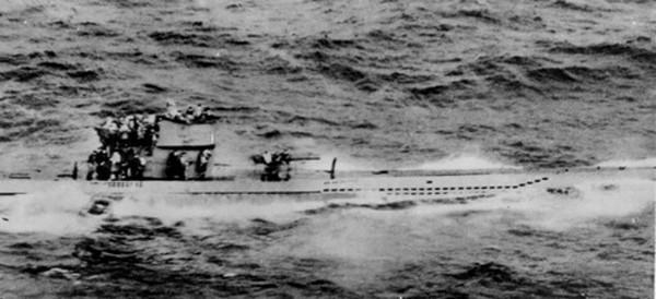 Chiếc tàu ngầm Đức duy nhất bị oanh tạc cơ Anh bắt sống - ảnh 2