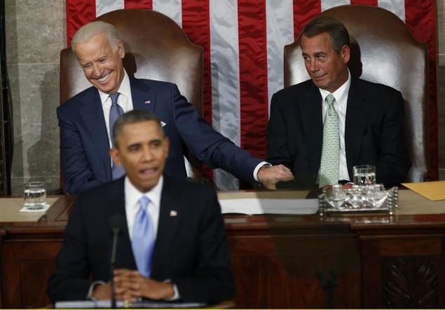 Những khoảnh khắc đáng nhớ của Phó Tổng thống Mỹ Biden - ảnh 2