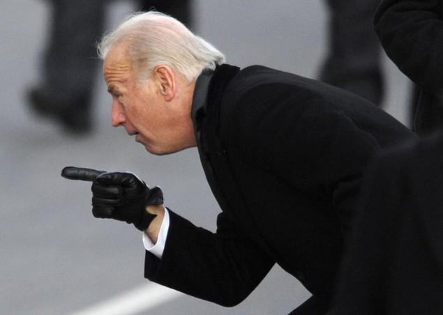 Những khoảnh khắc đáng nhớ của Phó Tổng thống Mỹ Biden - ảnh 3