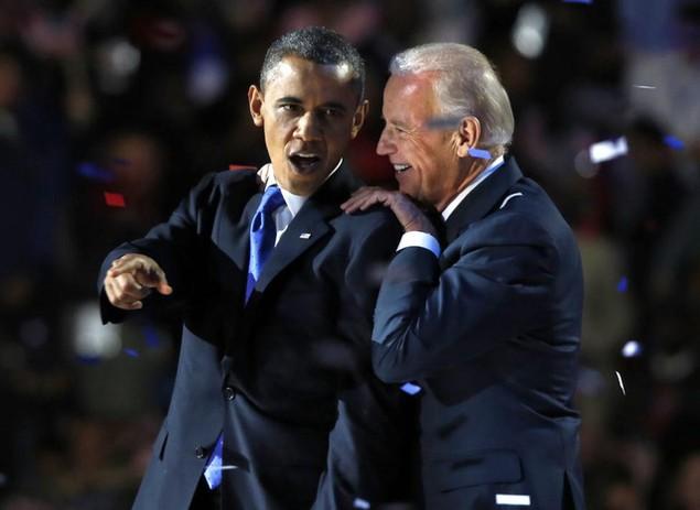 Những khoảnh khắc đáng nhớ của Phó Tổng thống Mỹ Biden - ảnh 8