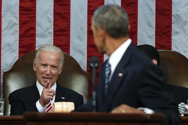 Những khoảnh khắc đáng nhớ của Phó Tổng thống Mỹ Biden - ảnh 9