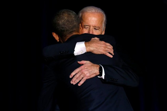 Những khoảnh khắc đáng nhớ của Phó Tổng thống Mỹ Biden - ảnh 12