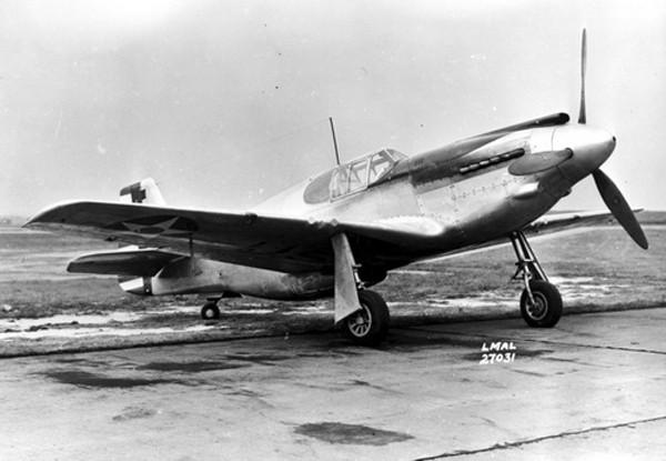 P-51 Mustang - tiêm kích tốt nhất của Mỹ trong Thế chiến II - ảnh 1