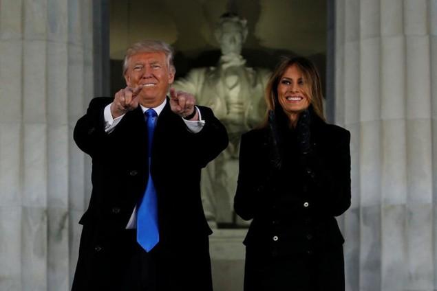 Biển người đổ về Washington xem lễ nhậm chức của Tổng thống đắc cử Trump - ảnh 5
