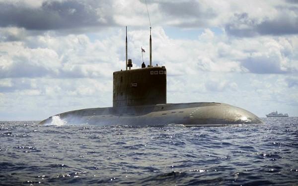 Tính năng khiến tàu ngầm Kilo được gọi là 'hố đen đại dương' - ảnh 1
