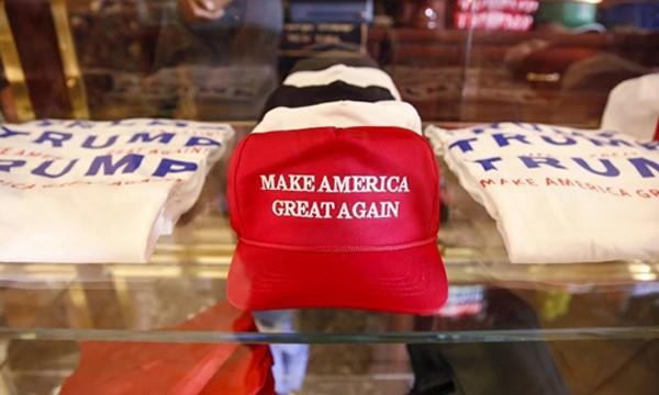 Trump kể về 325 USD khai sinh khẩu hiệu 'Khiến nước Mỹ vĩ đại trở lại' - ảnh 1