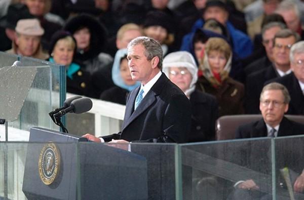 Thông điệp trong phát biểu nhậm chức của các tổng thống Mỹ - ảnh 3