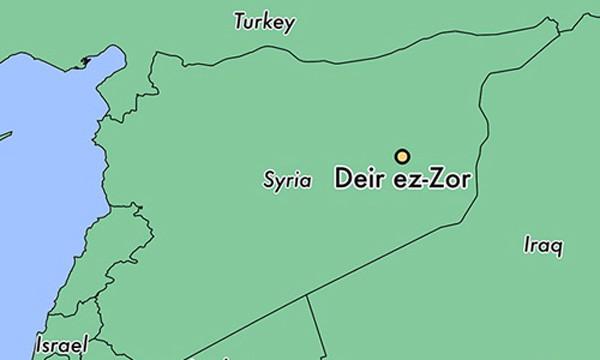 6 oanh tạc cơ tầm xa Nga hợp sức không kích IS - ảnh 1