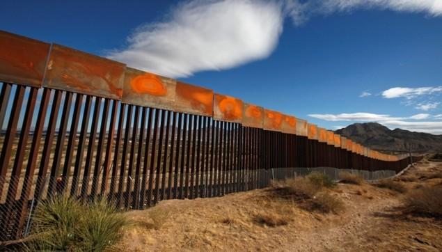 Biên giới Mỹ - Mexico trước khi Trump quyết định dựng tường chắn - ảnh 9