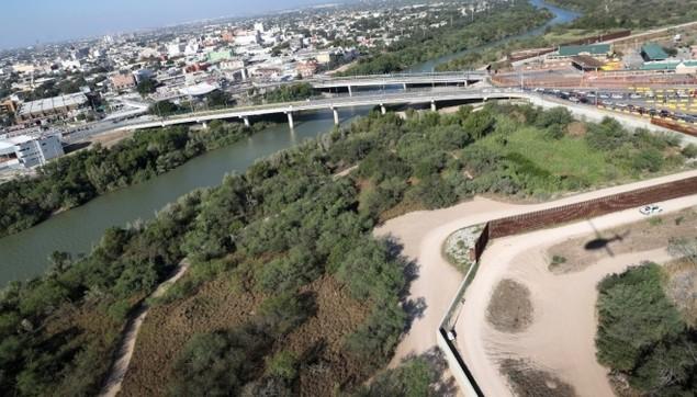 Biên giới Mỹ - Mexico trước khi Trump quyết định dựng tường chắn - ảnh 10