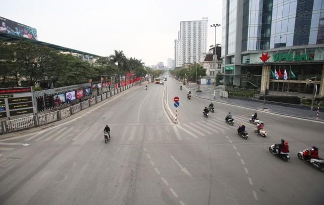 Hà Nội ngày 30 Tết - ảnh 1